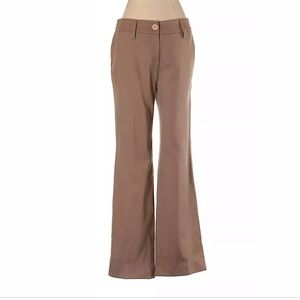 M Missoni wool pants Light brown/tan color Size 8